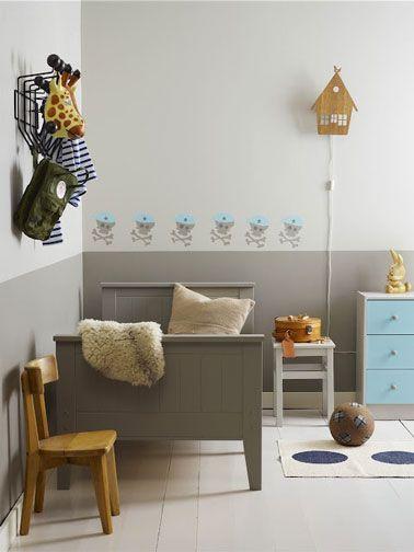 64 best Chambre du0027enfants    Children bedroom images on Pinterest - apprendre a peindre un mur