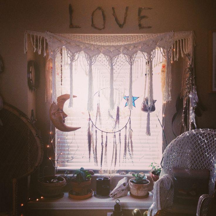 Home where my heart is house now pinterest - Decoracion hippie habitacion ...