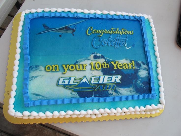 Gorgeous cake to celebrate!