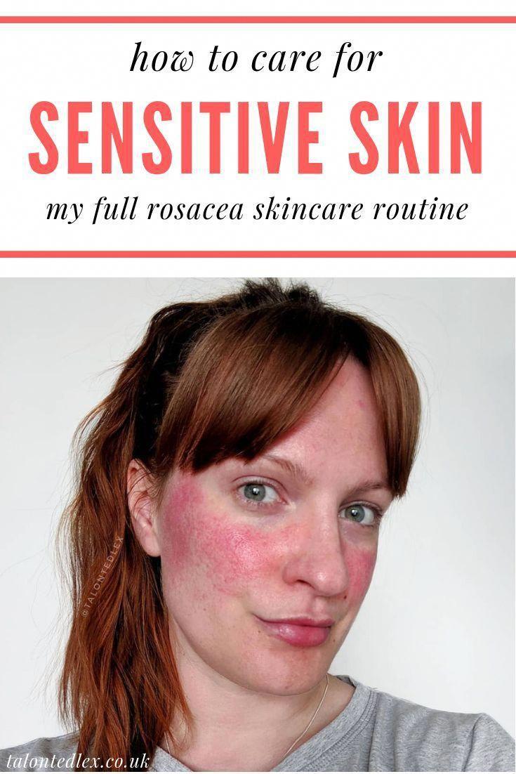 diy skin care SKINCARE in 2020 Sensitive skin
