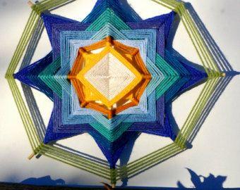Chanson d'amour de 12 pouces fils mandala/Dieu par GoldenGlade
