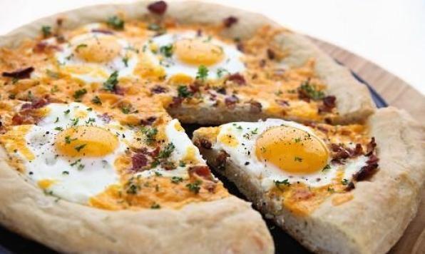 Appehtite - Breakfast Pizza