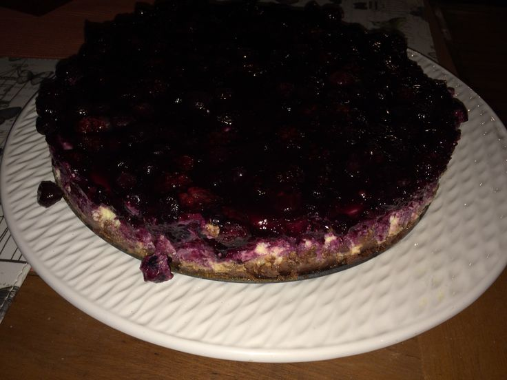Cheesecake Ricota con base datil/nuez