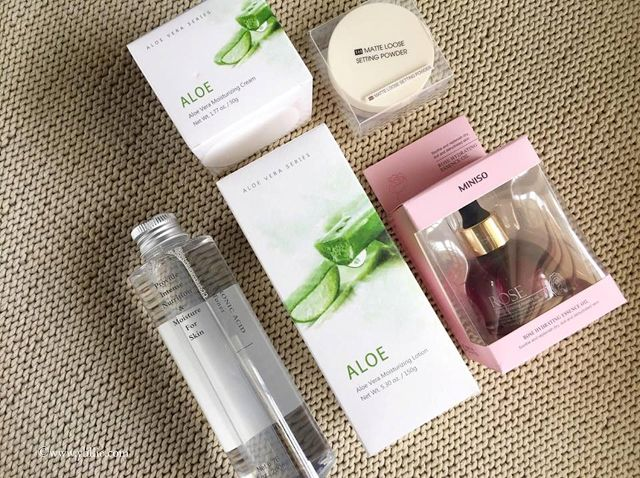 Fruit Skin Care Products