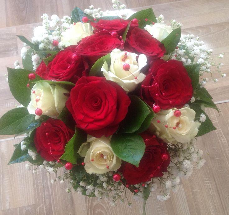 růže korálky
