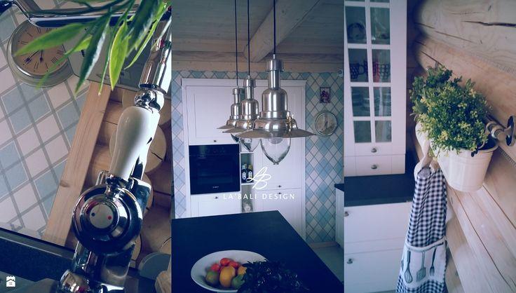 La'Bali - Kuchnia w domu z bali. - zdjęcie od La'Bali - Kuchnia - Styl Skandynawski - La'Bali