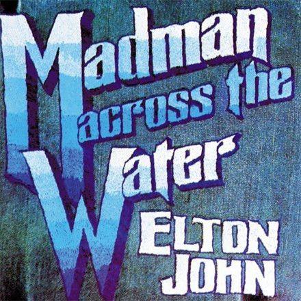 Elton John - Madman Across The Water Vinyl Record (180g)
