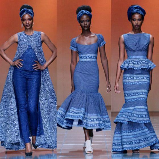 African Fashion-shweshwe