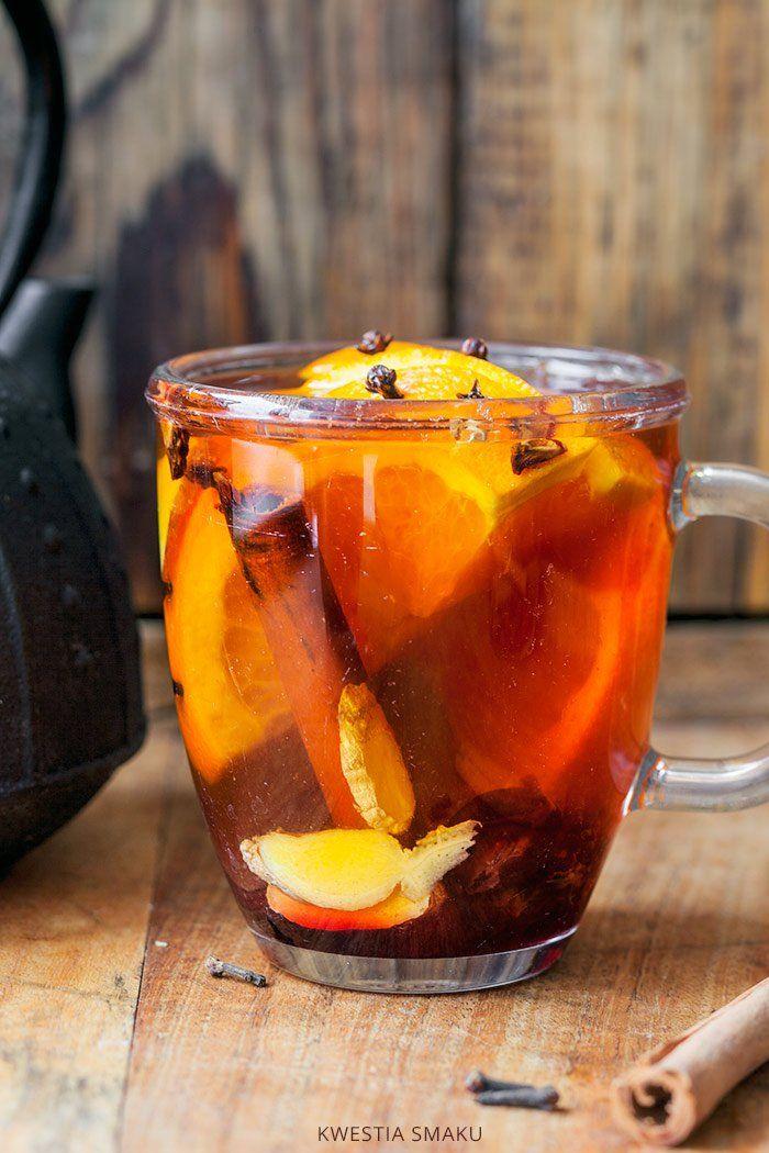 Herbata korzenna
