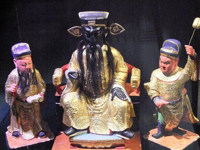 China Folk Religion by Miguel H. Carriço, via Flickr