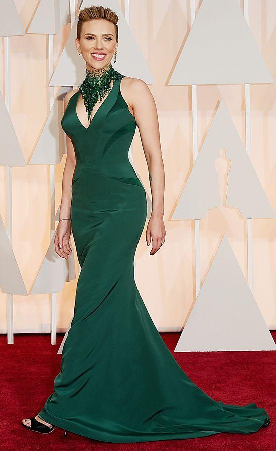 Scarlett Johanson (Atelier Versace)