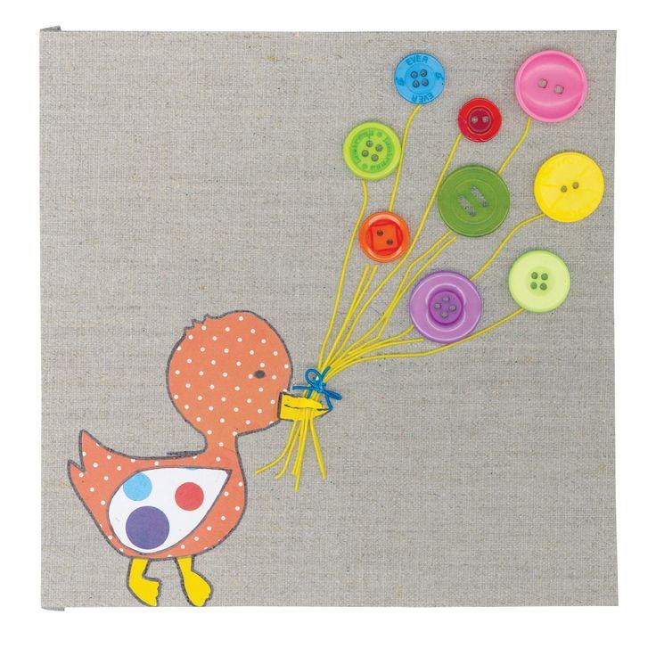 Children's Book Week 2014 - Button Craft (Silver Buttons)