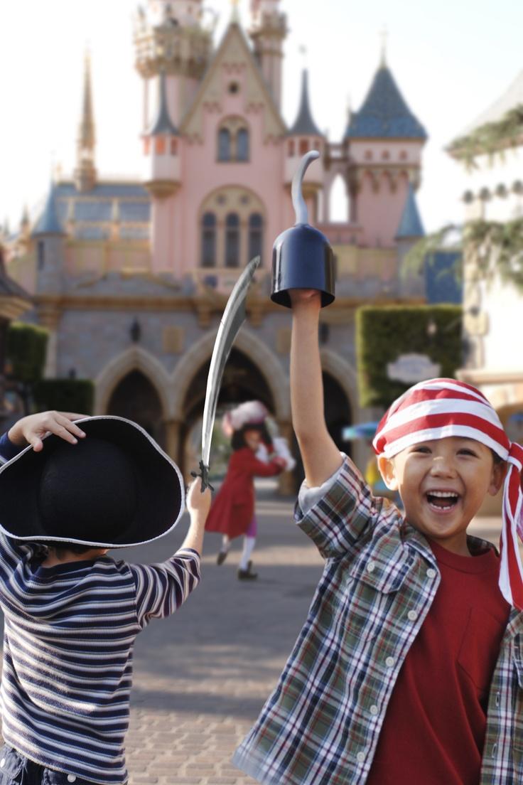 Forced to wear dresses at disneyland stories - Childhood Pirate Fantasy At Disneyland