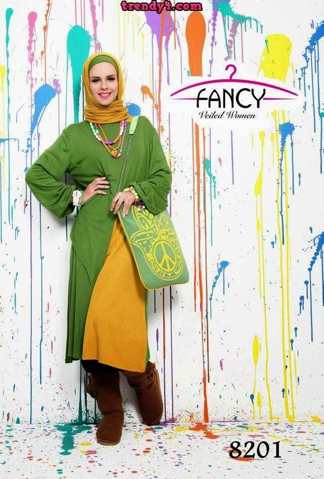 Spring Hijab Styles of 2014 nice Hijab fashion 2014