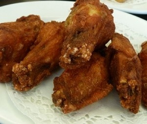Crispy Chicken Wings ~ Sedap Nih!