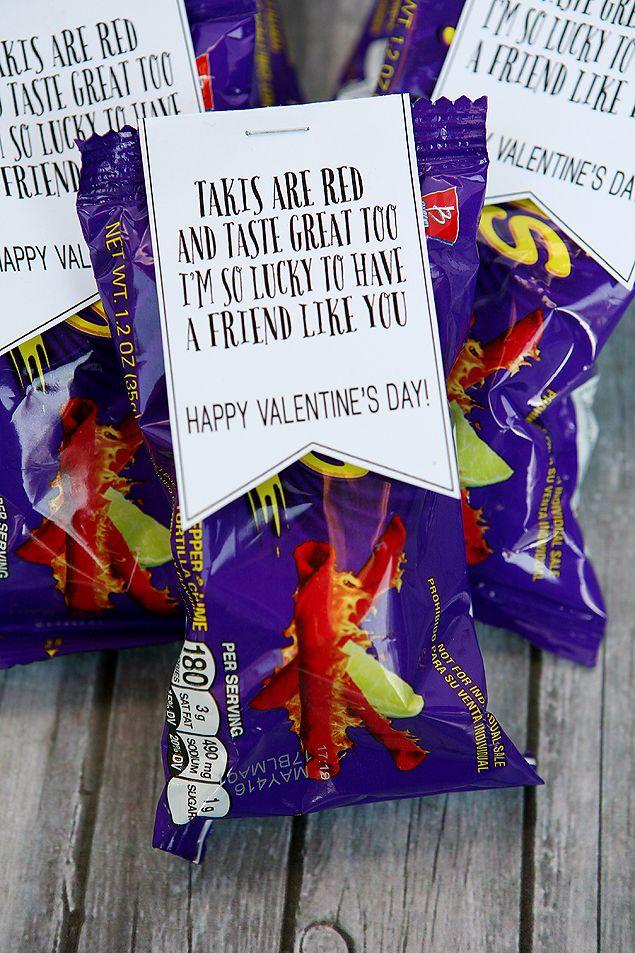 Taki Valentines For Kids