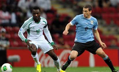 Uruguay stops Nigeria again