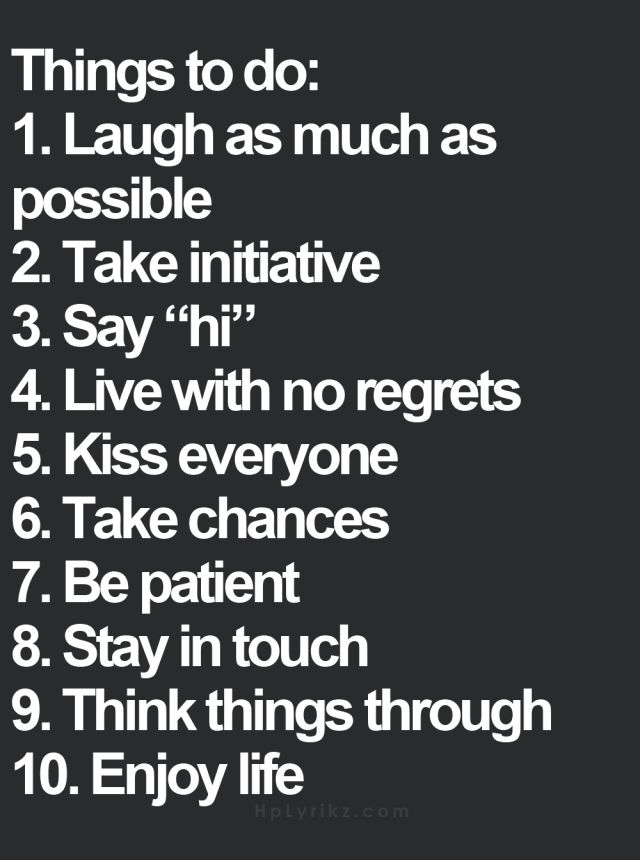 429 best Fav Personal Quotes images on Pinterest Words, Beads - another word for to do list