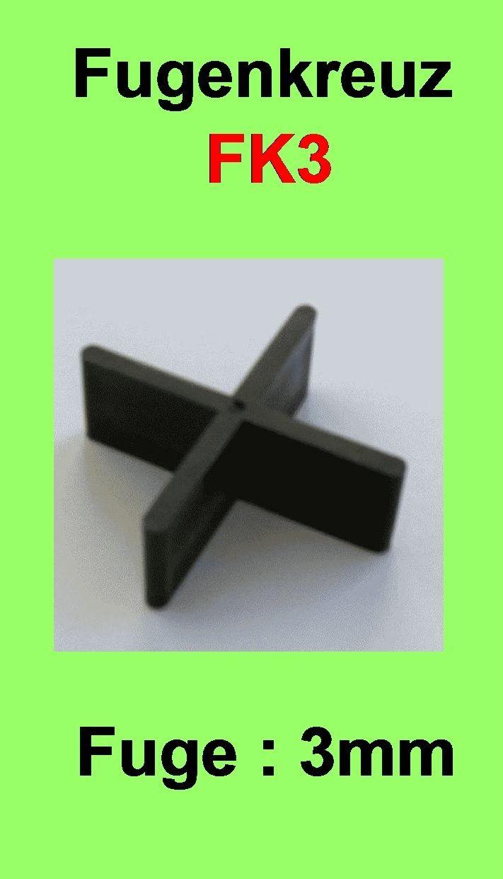 Fugenkreuze Fur Die Verlegung Von Terrassenplatten Fuge 3mm