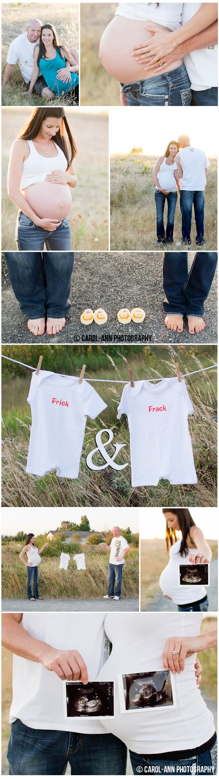 Lynda and Bill's Maternity Session – with TWINS! » Carol-Ann Photography Blog