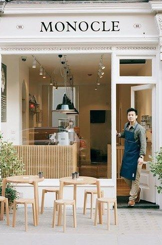 31 Coffeeshops And Cafés You Wish You Lived In - Monocle. London