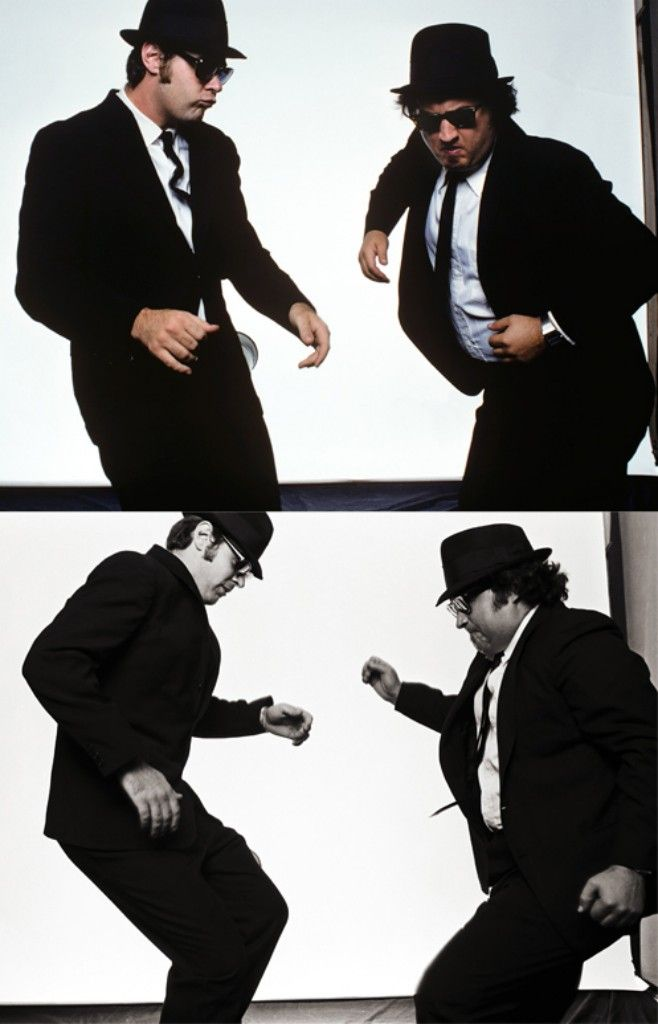nickdrake™: The Blues Brothers / Dan Ackroyd / John Belushi.