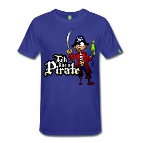 Ahoy maatje, piraten in zicht! #Tekenaartje #T-Shirt #shirt #piraat
