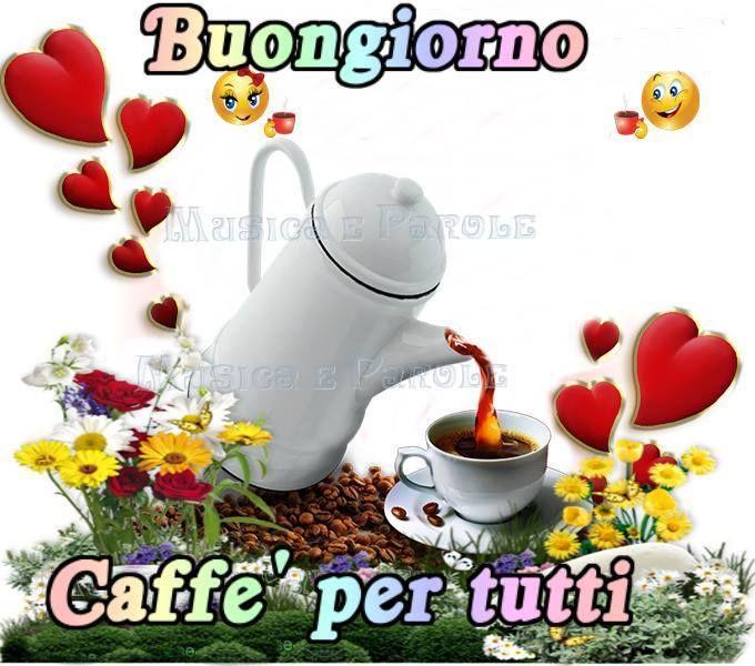 Buongiorno, caffè per tutti #buongiorno caffe