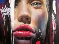 17 Best images about Street art face2⃣7⃣5⃣ on Pinterest | Graffiti murals, Street art utopia and Street art
