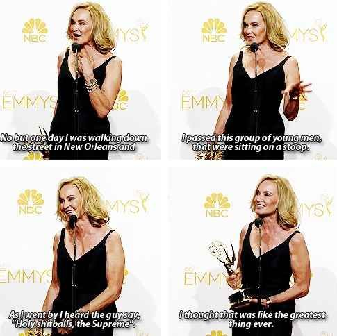 Community: 23 Reasons Jessica Lange Is The Most Flawless Human To Ever Exist