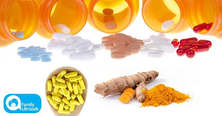 Scientists recently tested turmeric versus fluoxetine (the active ingredient in