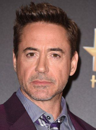Robert Downey Jr - El famoso actor de Iron Man, Chaplin y Sherlock Holmes cuenta con 2 nominaciones pero ningún Oscar