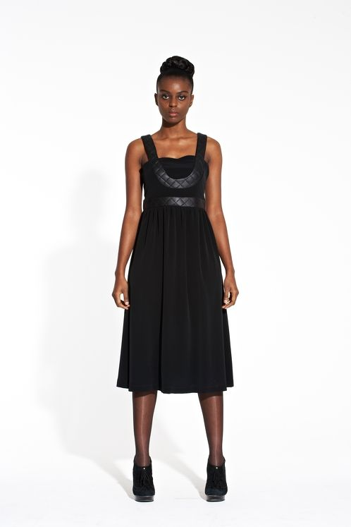https://www.cityblis.com/6462/item/5365  Rock dress, at 20.00% off by Mrsblak.com  The Rock dress is a perfect ensemble to wear whether it be going to fancy dinner or for a rocking night out. This dress looks perfect with ankle boots no matter the heel length or a perfect pair of sexy stilettos. The Rock dress has room around the hips to give you freedom of movement, whilst giving...