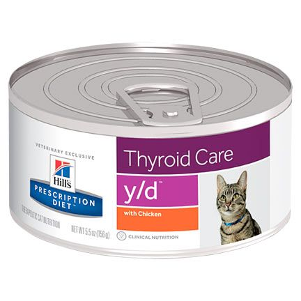 Hill S Y D Canned Cat Food