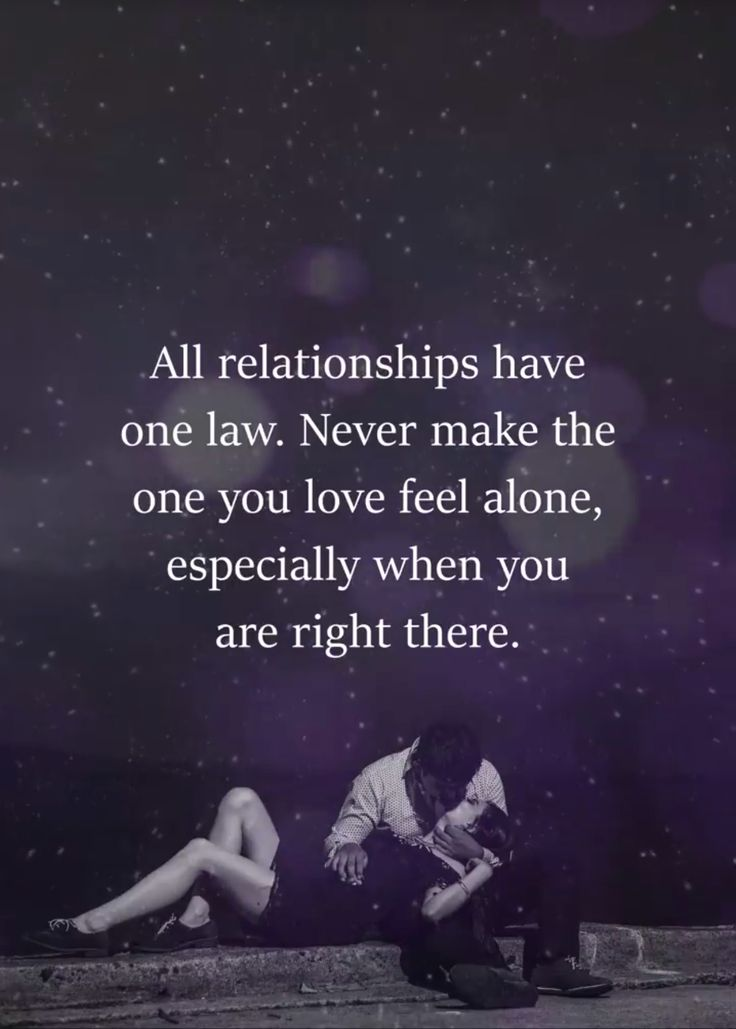 AMEN!!! I don't ever wish this for anyone. Love should be strong, never should a person feel alone in love. I love my girlfriend to death and she knows it. I'll never do that to her!