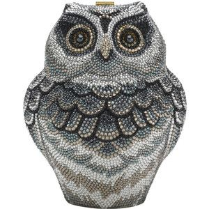 1000 images about purse judith leiber on pinterest for Owl fish clothing