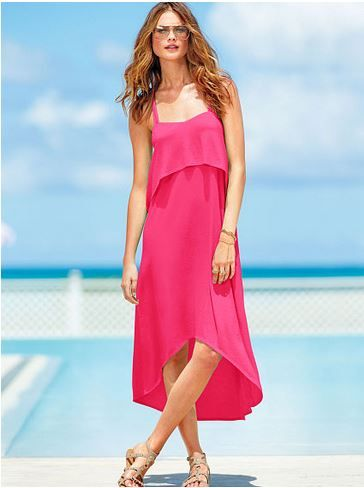 15 Floaty Dresses to Wear in a Heat Wave: Victoria's Secret, $40