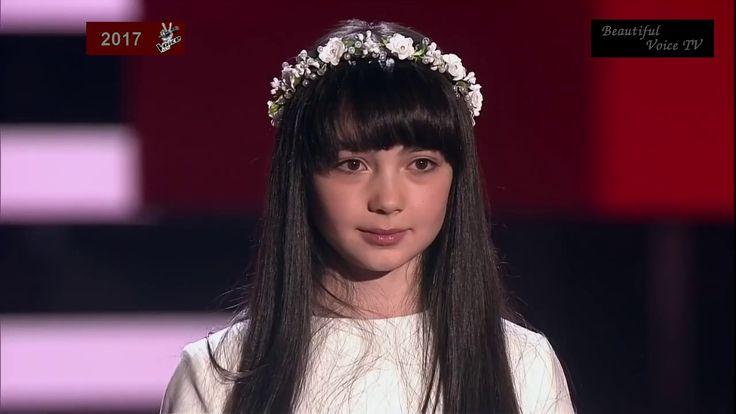 Deniza. 'Вера'. The Voice Kids Russia 2017.