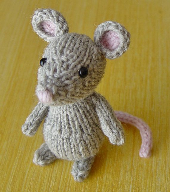 149 best images about Knitted Animals and Other Things on ...