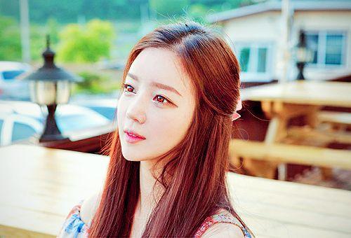 korean wavy curly haircut goo hara - Google Search