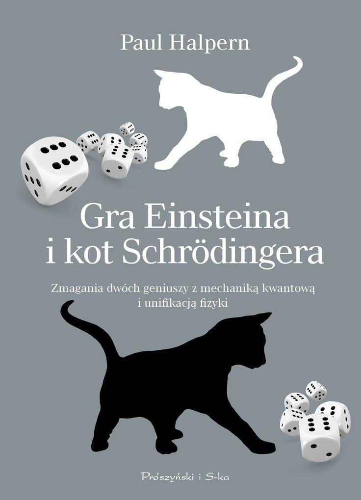 Gra Einsteina i kot Schrödingera -  jedynie 31,50zł w matras.pl