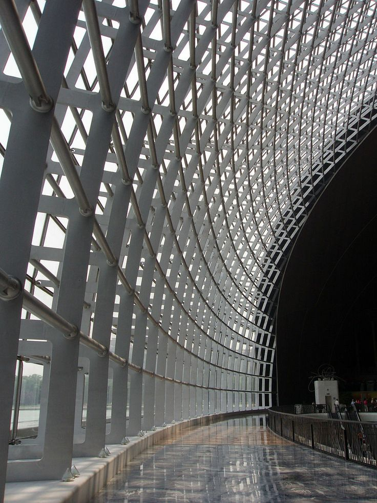 National Centre for Performing Arts, Beijing, China by architect Paul Andreu