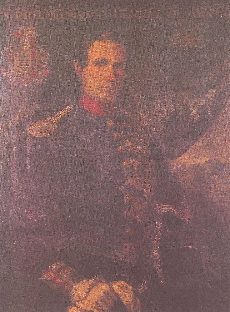 Cuadro de Francisco Gutiérrez Agüera.