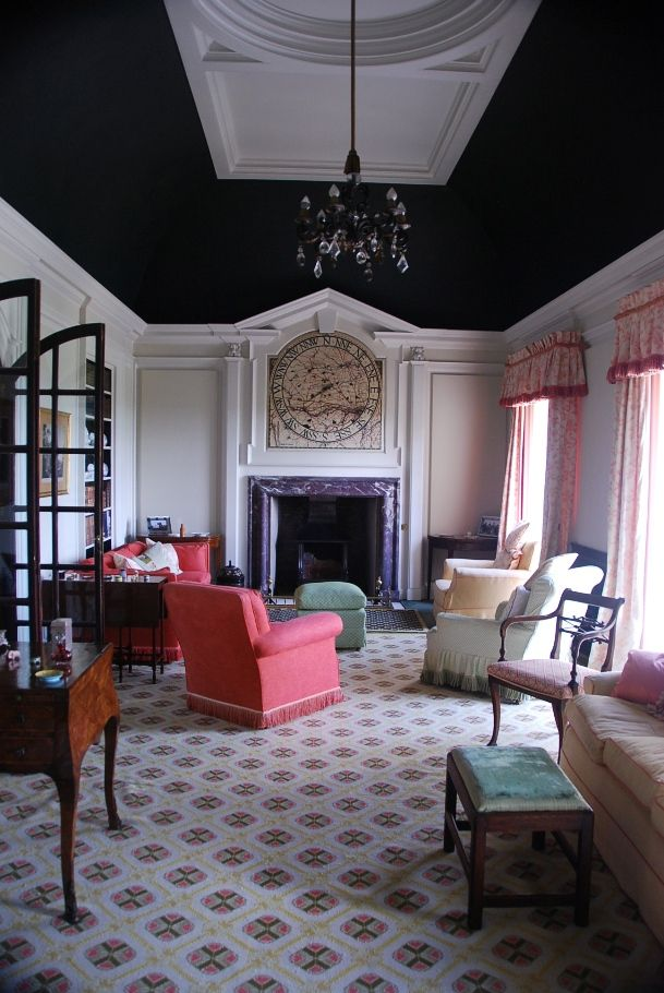 English Country House Drawing Rooms: 101 Best Designer: John Fowler Images On Pinterest