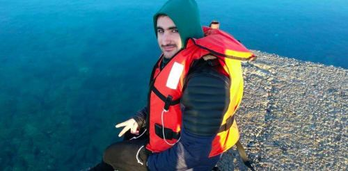 A Syrian Refugee Shared His Struggle To Reach Europe In Real-Time On WhatsApp