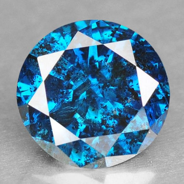 BLUE DIAMOND- 4.50MM,0.33 CTS $115