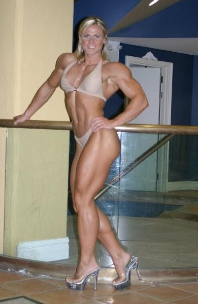 Christine Roth Bodybuilding Motivation Pinterest