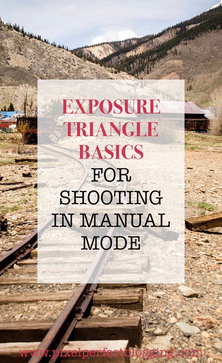 Do you want to learn how to shoot in manual mode? Click here to get the exposure triangle basics of photography to take your pictures to the next level.
