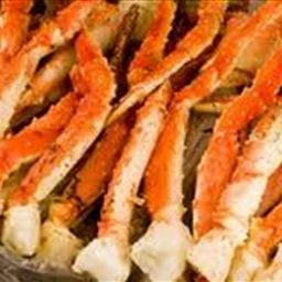 These are the best crab legs I've ever had. Found this recipe on another recipe website. - Garlic Butter Baked Crab Legs