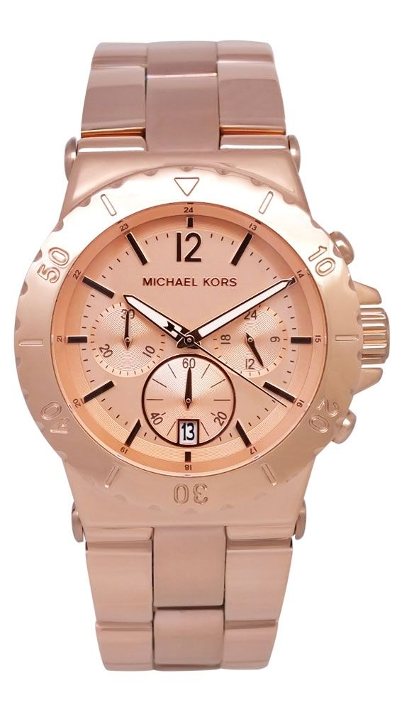 Rose Gold Women's Watch.: Jewelrywatch Womenswatch, Classic Rose, Women'S Classic, Women Watches Rose Gold, Rose Gold Watches, Michael Kors, Classic Watches, Kors Women'S, Women Classic